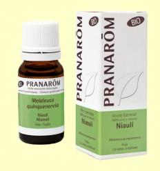 Niaulí - Aceite esencial Bio - Pranarom - 10 ml