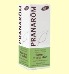 Romero qt Alcanfor - Aceite esencial Bio - Pranarom - 10 ml