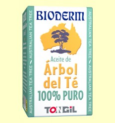 Tea Tree Bioderm Aceite Esencial Árbol del Té - Tongil - 15 ml