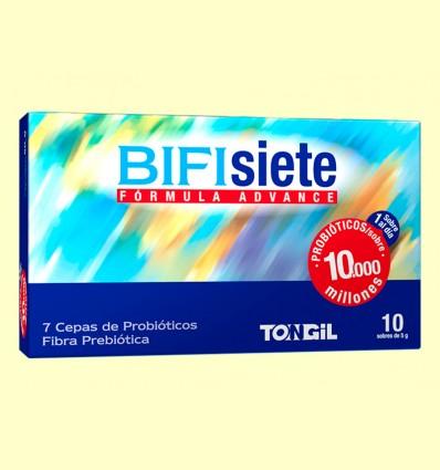 Bifisiete - Equilibrio intestinal - Tongil - 10 sobrecitos