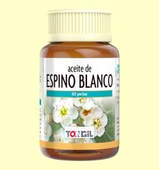 Aceite de Espino Blanco - Tongil - 60 cápsulas