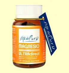 Magnesio Ultradirect - Tongil - 60 cápsulas