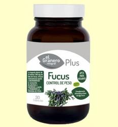 Fucus Plus - El Granero - 30 cápsulas