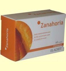 Zanahoria Fitotablet - Eladiet - 60 comprimidos *+