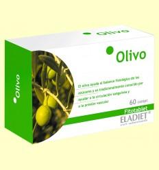 Olivo Fitotablet - Eladiet - 60 comprimidos de 330 mg