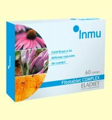 Inmu - Fitotablet Complex - Eladiet - 60 comprimidos