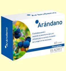 Arándano Fitotablet - Eladiet - 60 comprimidos