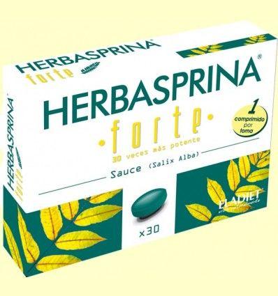 Herbasprina Forte - Eladiet - 30 comprimidos