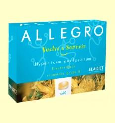 Allegro - Formulaciones específicas - Eladiet - 60 comprimidos