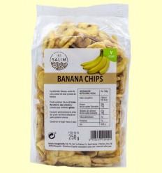 Banana Chips - Int-Salim - 250 gramos