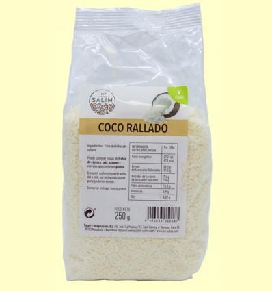 Coco Rallado - Int-Salim - 250 gramos