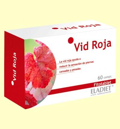 Vid Roja Fitotablet - Eladiet - 60 comprimidos