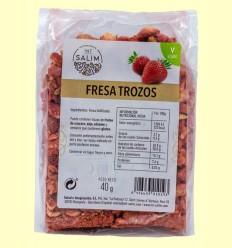 Fresa en Trozos - Int-Salim - 40 gramos