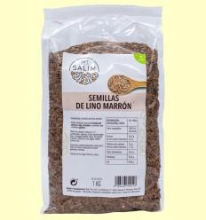 Semillas de Lino Marrón - Int-Salim - 1 kg
