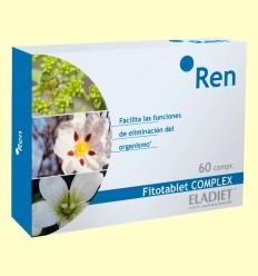 Ren Fitotablet Complex - Sistema Renal - Eladiet - 60 comprimidos