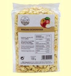Manzana Deshidratada - Int-Salim - 100 gramos