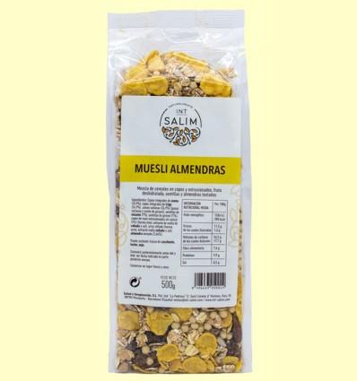 Muesli de Almendras - Int-Salim - 500 gramos