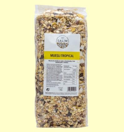 Muesli Tropical - Int-Salim - 1 kg