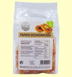 Papaya Deshidratada - Int-Salim - 250 gramos