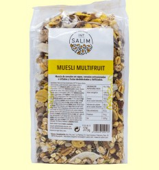 Muesli Multifruit - Int-Salim - 375 gramos