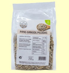 Pipas de Girasol peladas - Int-Salim - 250 gramos