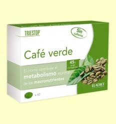 Café Verde Triestop - Metabolismo de las grasas - Eladiet - 60 comprimidos