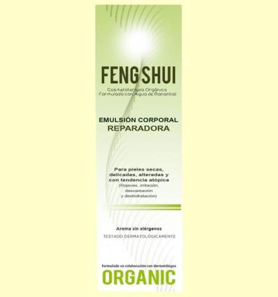 Emulsión Corporal - Reparadora - Feng Shui - 400 ml