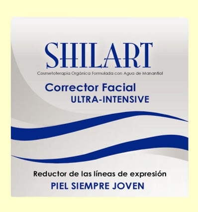 Shilart Corrector Facial Ultra Intensive - D'Shila - 50 ml
