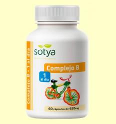 Complejo B - Sotya - 60 cápsulas