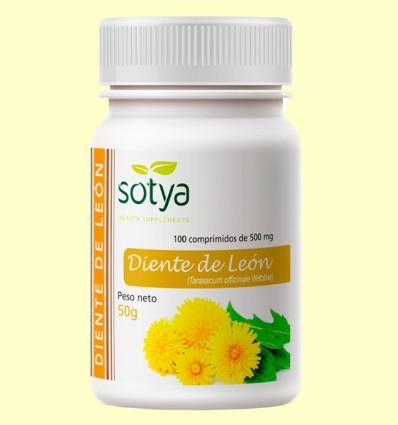Diente de León- Sotya - 100 comprimidos