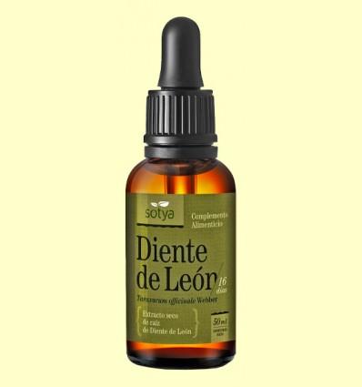 Extracto Diente de León - Sotya - 50 ml