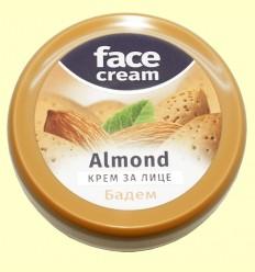 Crema Hidratante Facial de Almendras - Biofresh - 100 ml