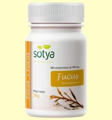Fucus - Sotya - 100 comprimidos