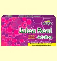 Jalea Real Adultos - Sotya - 10 ampollas