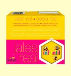 Jalea Real Infantil 500 mg - Sotya - 20 ampollas