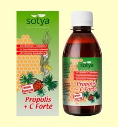 Jarabe Própolis C Forte - Sotya - 250 ml