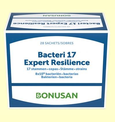 Bacteri 17 Expert Resilience - Bonusan - 28 sobres