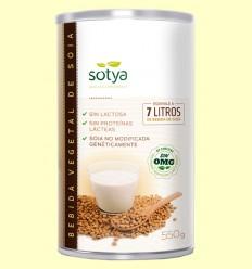 Sot Extract Bebida Vegetal de Soja - Sotya - 550 gramos