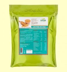 Lecitina de Soja granulada - Sotya - 400 gramos