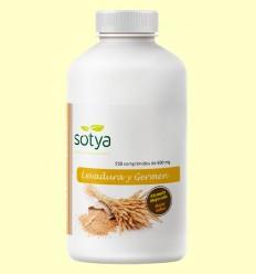 Levadura y Germen - Sotya - 550 comprimidos