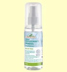 Desodorante Mineral Spray Aloe Vera - Corpore Sano - 80 ml