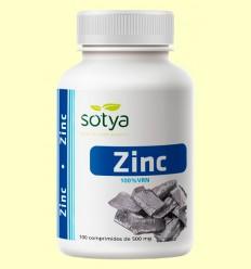 Zinc - Sotya - 100 comprimidos