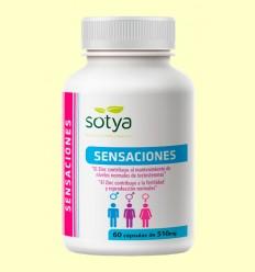 Sensaciones - Ayuda para las parejas - Sotya - 60 cápsulas
