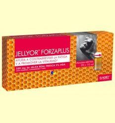 Jellyor Forzaplus - Tónico y Energético - Eladiet - 20 viales bebibles