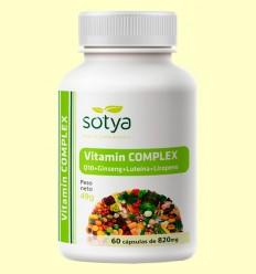 Vitamin Complex - Sotya - 60 cápsulas