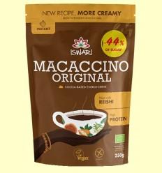 Macaccino Original Bio - Iswari - 250 gramos