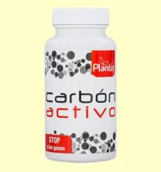 Carbon Activo - Plantis - 60 cápsulas