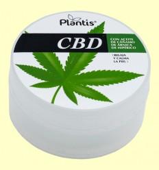 Crema CBD Relaja y calma la piel - Plantis - 50 ml