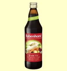 B-Aktiv - Zumo ecológico de verduras - Rabenhorst - 750 ml