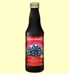 Zumo de Arándano Rojo Americano - Rabenhorst - 750 ml
